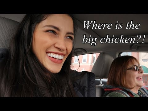 Where Is The Big Chicken? Ft. Downtown Lincoln Nebraska
