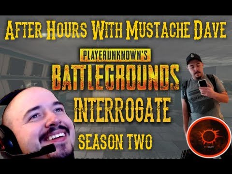 After Hours With Mustache Dave: Season 2 Interrogate