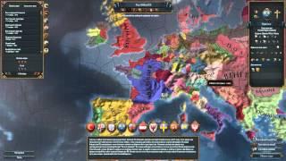 [Europa Universalis 4] Учеба у Хана#1 =Гайд/обучение= Выбор нации
