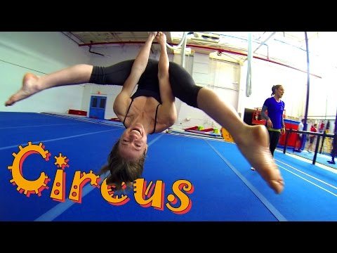 Circus School is Cool (GoPro Canada 2015)