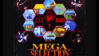 Sega Mega Selection II - Sprinter [Super Hang-On] - S.S.T. Band