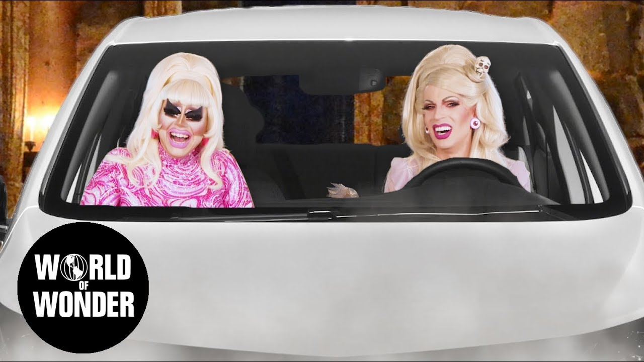 UNHhhh Ep 69 Reunions with Trixie Mattel and Katya