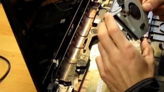 видео Ремонт ноутбука Asus K53S ~ сервисный центр Asus