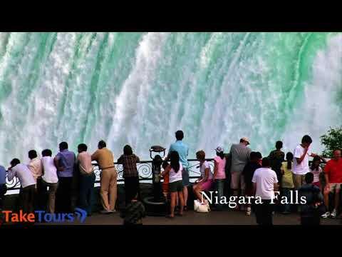 See Niagara Falls & Maid Of The Mist - TakeTours