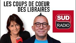 [EMISSION] LES COUPS DE COEUR DES LIBRAIRES 10-05-19