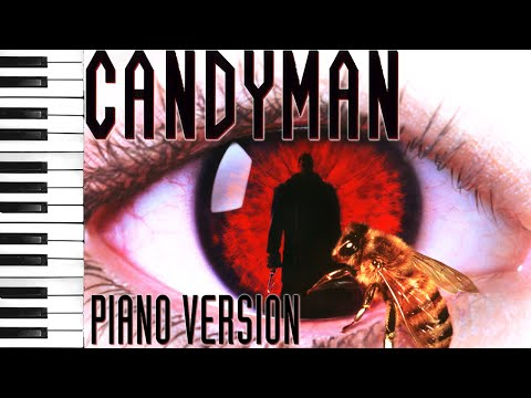 Candyman Theme Song (Piano Cover) - It was always you, Helen