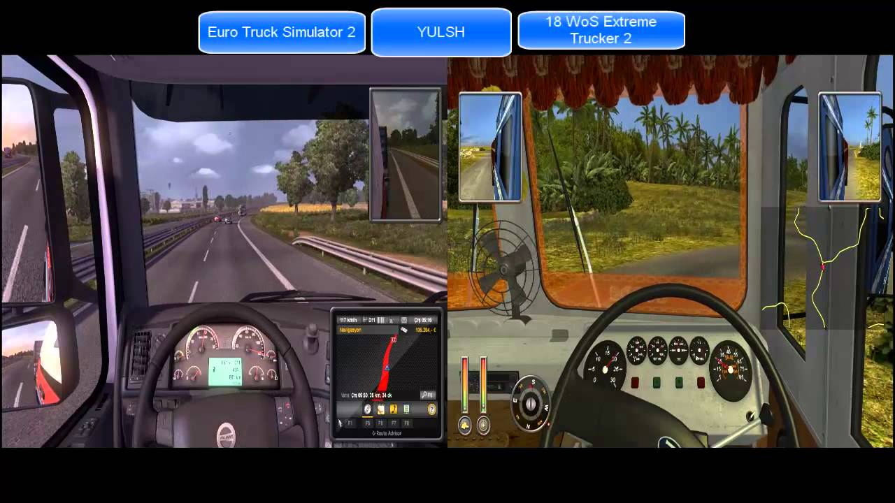 Extreme Trucks Simulator - Android Simulation Game -
