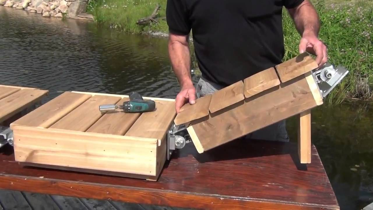 Do-It-Yourself Dock Hardware – R & J Machine