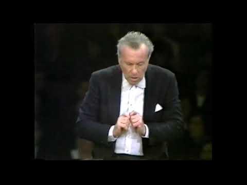 A Tchaikovsky Concert, conducted by Yevgeny Svetlanov (1988) - video