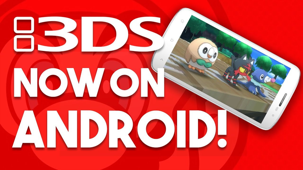 UPDATE* Nintendo 3DS Emulator Citra for PHONES! - Arcade Punks
