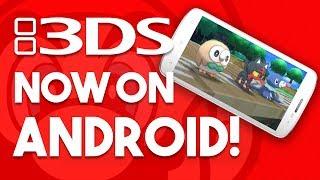 Nintendo 3DS Emulator Citra now working on PHONES!