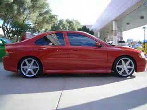 Volvo Tuning Heico Evolve S60 S40 S80 - YouTube