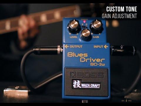 Blues Driver Waza Craft Vs Bd