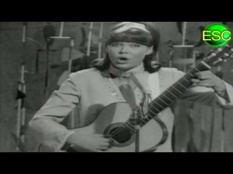 ESC 1966 06 - Norway - Ã…se Kleveland - Intet Er Nytt Under Solen