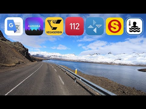 Top 7 apps for Iceland