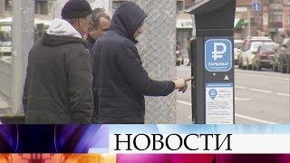 В Воронеже подводят первые итоги работы платных парковок.