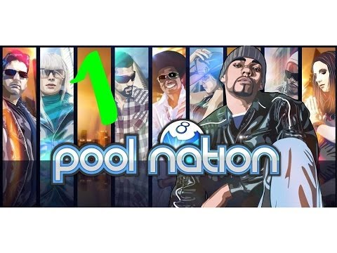pool nation gameplay part 1- come on Loid |