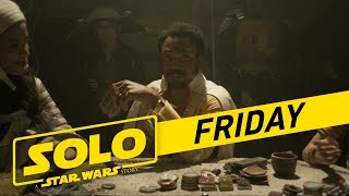 "Solo: A Star Wars Story | ""Scoundrels"" Featurette"