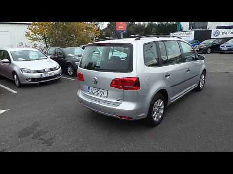 12C13934 - 2012 Volkswagen Touran 7 SEATER 1.6TDI 105BHP ALLOYS 18,995