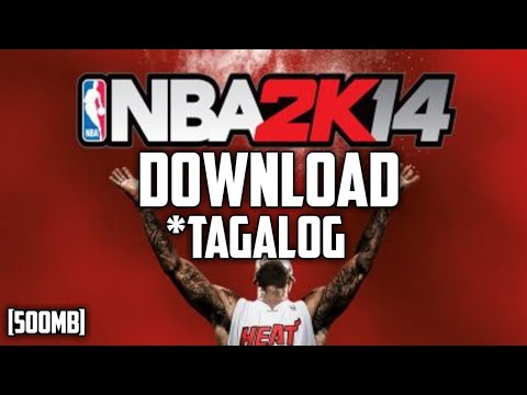[500MB] HOW TO DOWNLOAD NBA2K14 ON ANDROID *TAGALOG