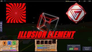 [NEW] ILLUSION ELEMENT!!!   Roblox Elemental Battlegrounds