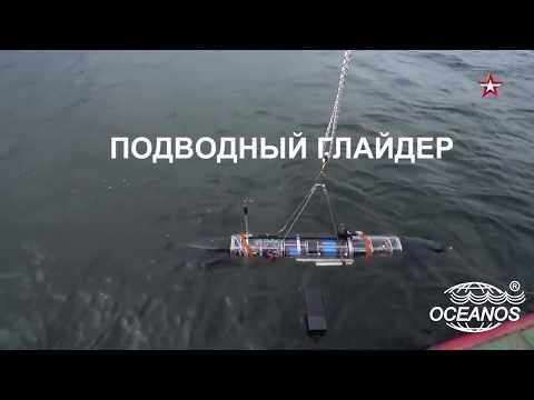 Подводный глайдер. Принцип перемещения