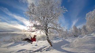 Winter wonderland in Norway
