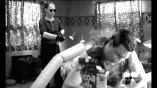 Penn And Teller Get Killed: The black-and-white-scene