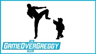 Adults Fighting Small Children - The GameOverGreggy Show Ep. 187 (Pt. 3)