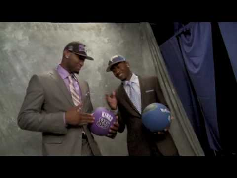 Behind-the-Scenes of the 2010 NBA Draft