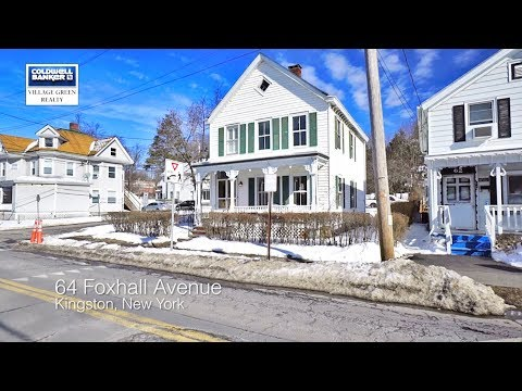 SOLD | Kingston Real Estate | 64 Foxhall Avenue Kingston NY | Ulster County Real Estate