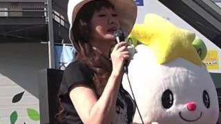 2013年8月25日 山本リンダスペシャルコンサート 高田大隅つどいの丘商店街.