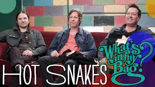 Hot Snakes - What's In My Bag?
