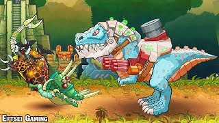 Mutant Rampage: Dinosaur Park - High Score: 74227m | Eftsei Gaming