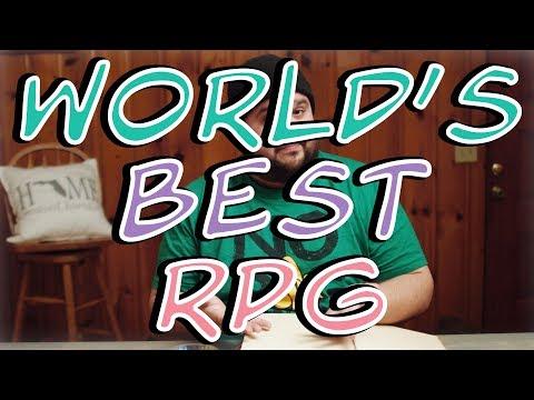 World's Best RPG - Yahzick - Mann Shorts