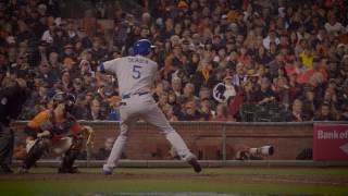 Corey Seager - Rookie of the Year Feature