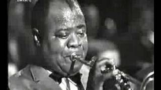 Max Greger & Louis Armstrong