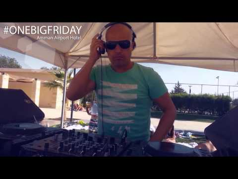 """#ONEBIGFRIDAY POOL PARTY """"Every Friday"""" - Amman Airport Hotel"""