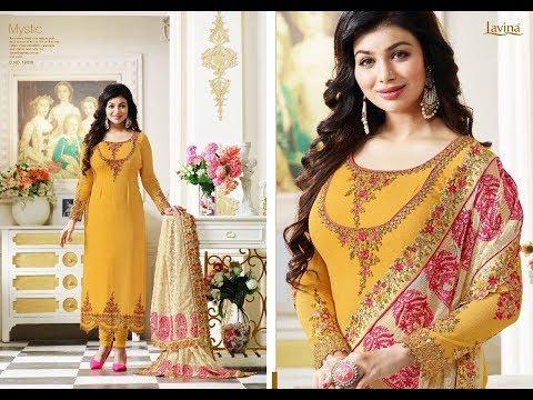 Latest Indian Salwar Suits Dress Collection 2018 || LAVINA CREATION (P) LTD || LAVINA VOL 19