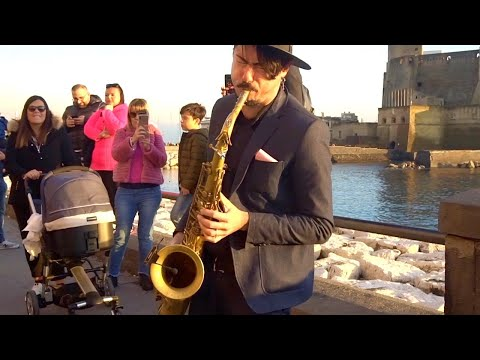 """""""BAD GUY"""" - STREET SAX PERFORMANCE from YouTube · Duration:  2 minutes 36 seconds"""