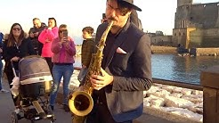"""BAD GUY"" - STREET SAX PERFORMANCE"