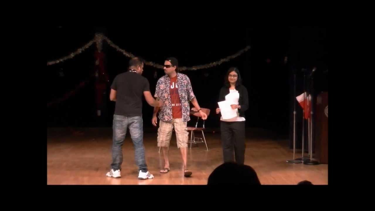 Kcs Jingle Bells 2010 Malayalam Comedy Skit Scrooge Achayante Christmas By Bindu Rajeev