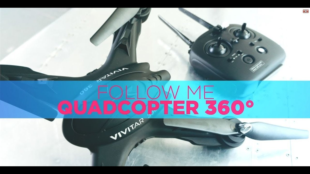 ForOffice | vivitar aeroview drone follow me mode