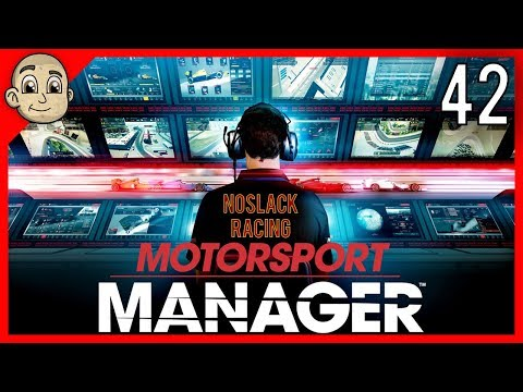 Motorsport Manager - The Good, The Bad, The Ugly! - Ep. 42 - F1 Racing Game