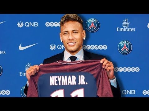 Neymar to PSG Confirmed by Lionel Messi