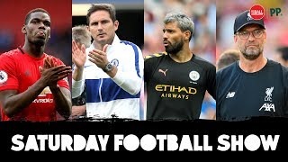 Saturday Football Show | Dan McDonnell, Johnny Ward, Stephen Elliot & Louise Quinn | OTB