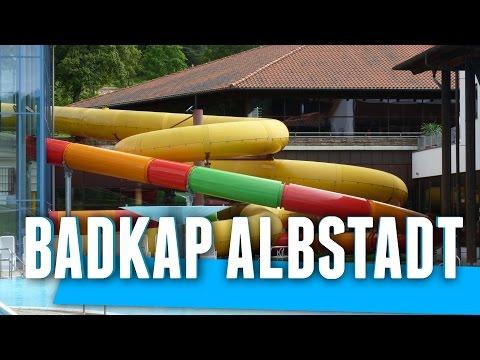 Alle Rutschen im Badkap Albstadt! (2014 Version)