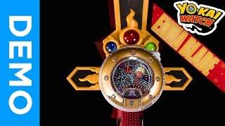 [4K] DX Enma Blade & Enma Daiou Dream Medal Demo - Yo-Kai Watch / DXエンマブレード