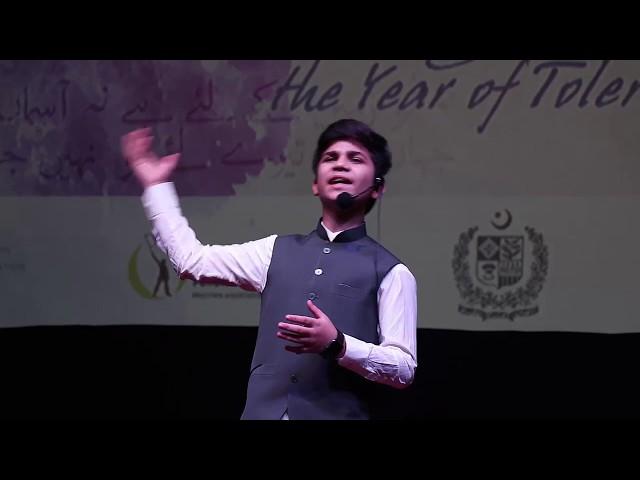 Pakistan Association Dubai Session / Lillte Professor / Hammad Safi