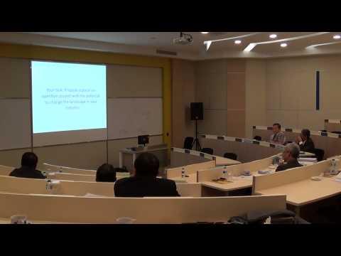 Strategic Management Program (SMP) in IPMI International Business School on April 7th 2014